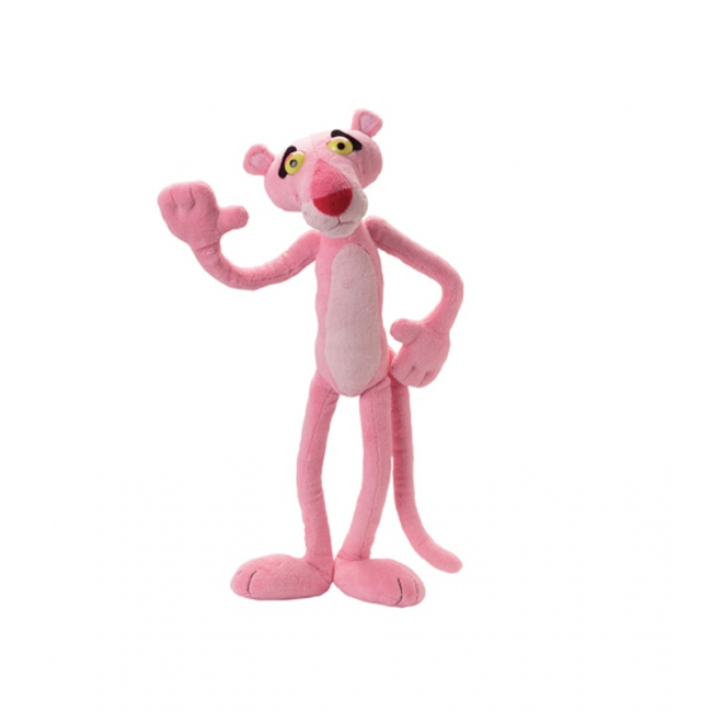 Pink Panther knuffeltje 47 cm