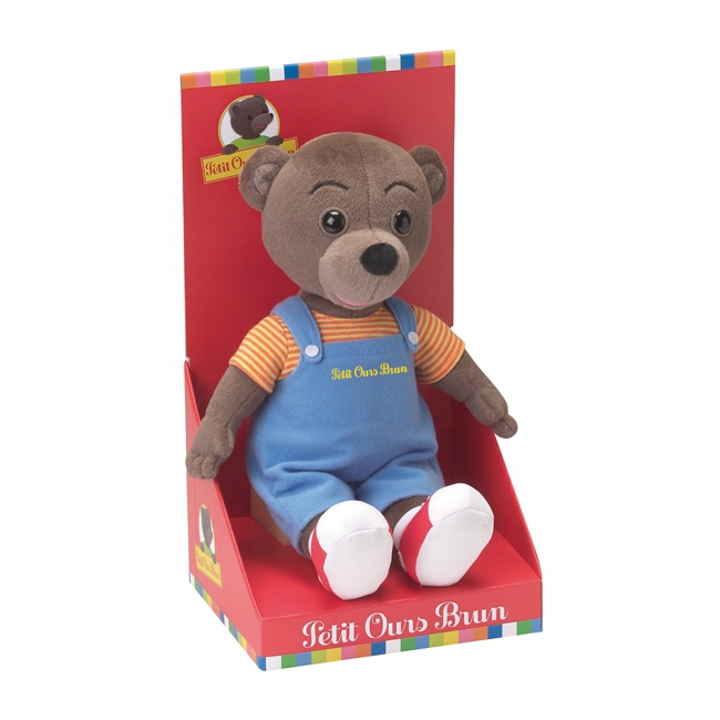 Pippo knuffels beertje Bruin 32 cm