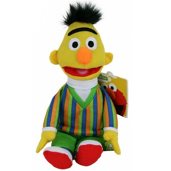Pluche Bert knuffel 22 cm
