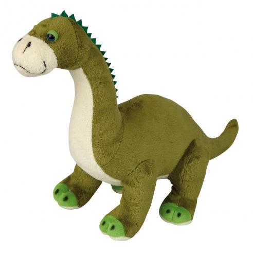 Pluche brontosaurus 38 cm