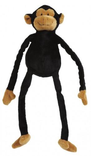 Pluche chimpansee knuffel 35 cm