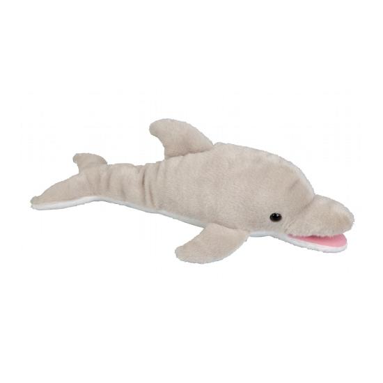 Pluche dolfijn knuffel 34 cm