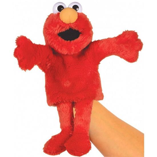 Pluche Elmo handpop 35 cm