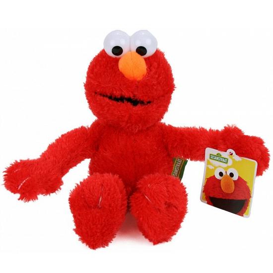 Pluche Elmo knuffel 24 cm