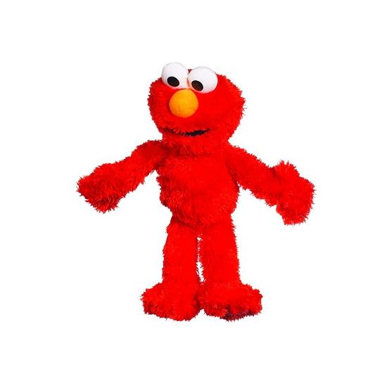 Pluche Elmo knuffel 25 cm