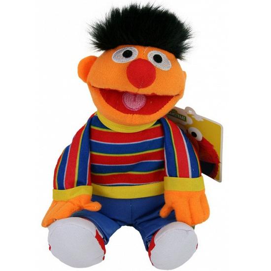 Pluche Ernie knuffel 22 cm