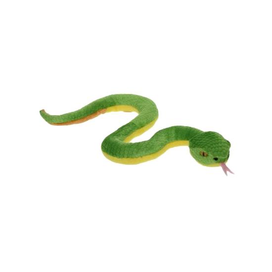 Pluche groefkopadder knuffel 42 cm
