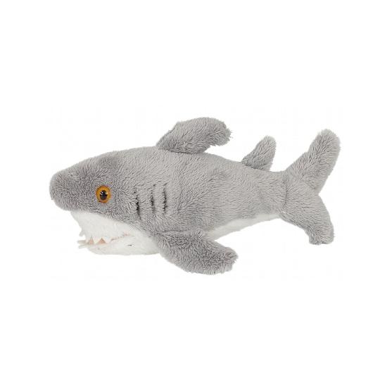 Pluche haai 15 cm