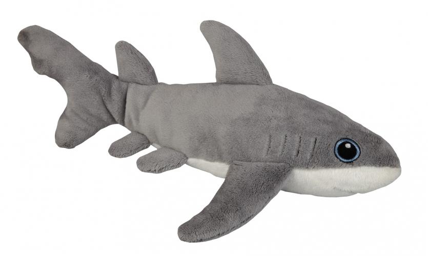 Pluche haai 30 cm