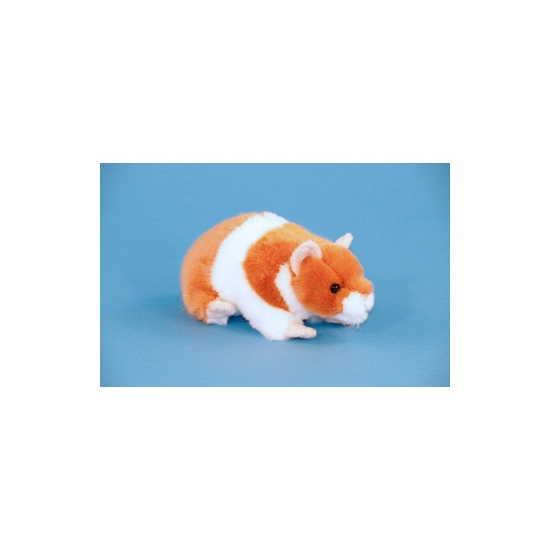 Pluche hamster knuffel 17 cm