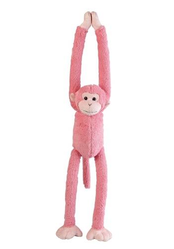 Pluche hangend aapje 55 cm