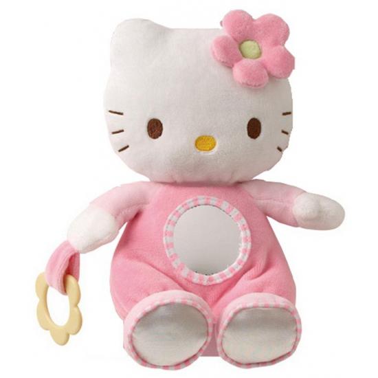 Pluche Hello Kitty activiteiten knuffel
