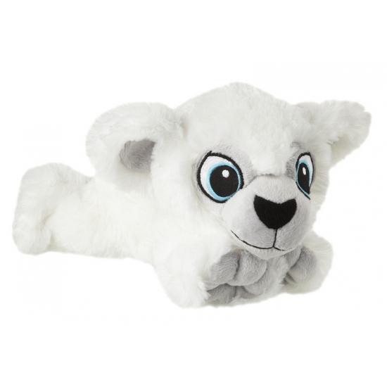 Pluche ijsbeer knuffeldier 30 cm