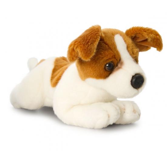 Pluche Jack Russel hond 30 cm