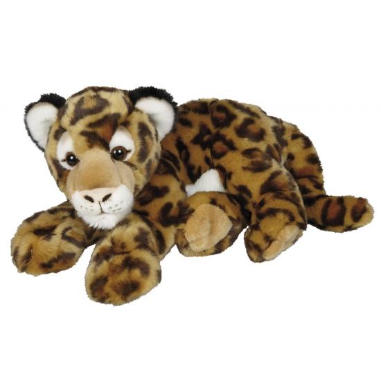 Pluche jaguar knuffel 50 cm