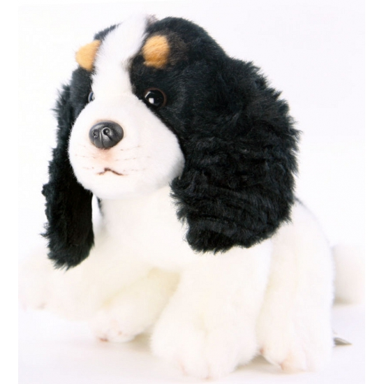 Pluche King Charles Spaniel honden