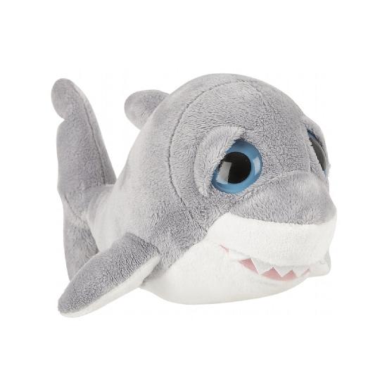 Pluche knuffel haaien 26 cm