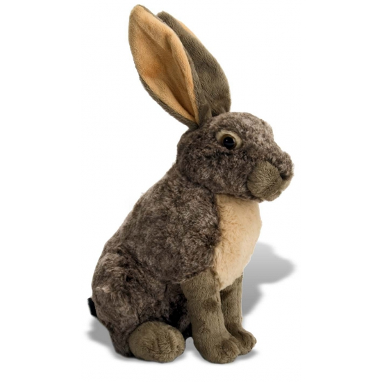 2a4cecb30bf9e3 Pluche knuffel konijn groen