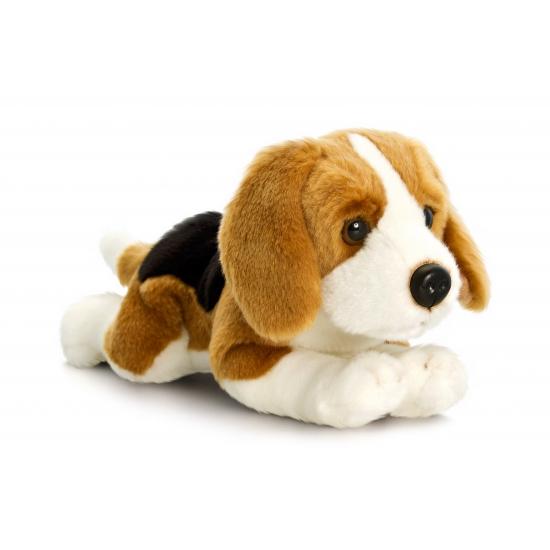 Pluche knuffel hond Beagle 120 cm