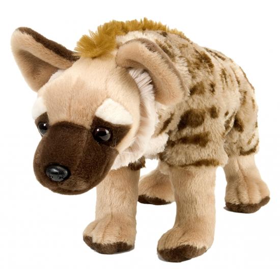 Pluche knuffel hyena 30 cm