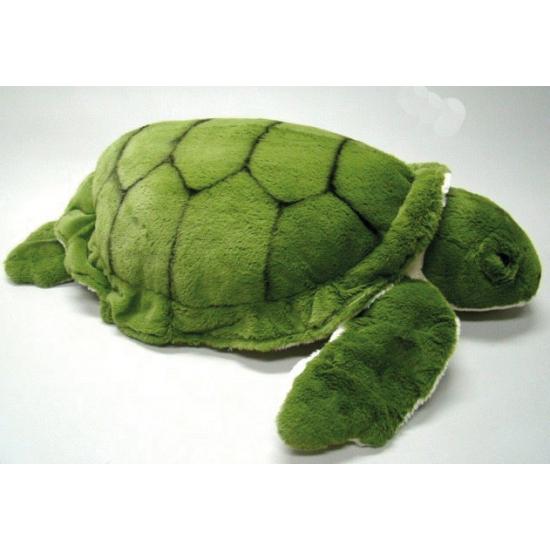 Pluche knuffel schildpad 64 cm