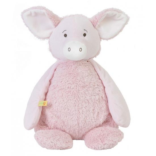 Pluche knuffel varkens 30 cm