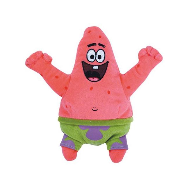 Pluche knuffel zeester Patrick 20 cm