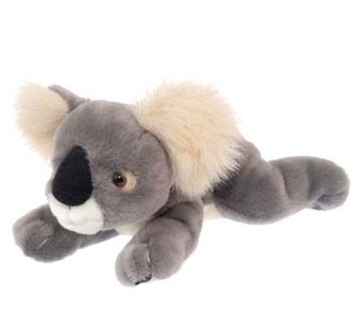 Pluche koalabeertjes 25 cm