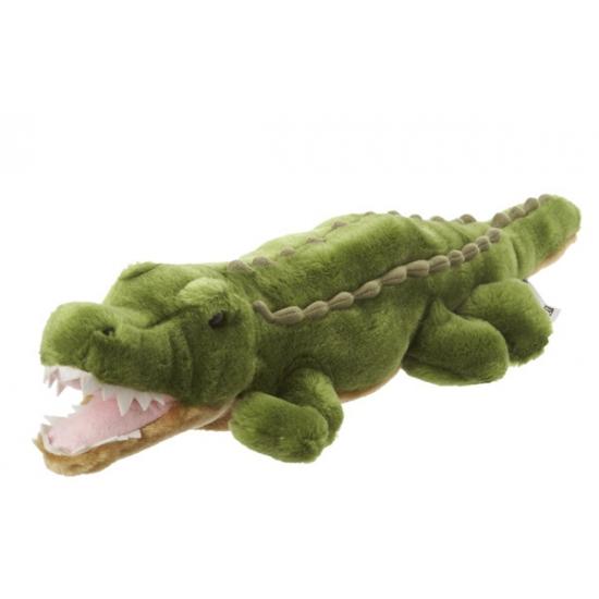 Pluche krokodil knuffel 48 cm
