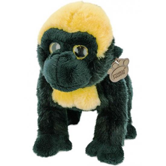 Pluche laagland gorilla 33 cm