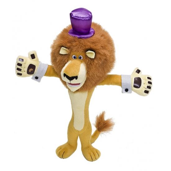 Pluche Madagascar leeuw Alex