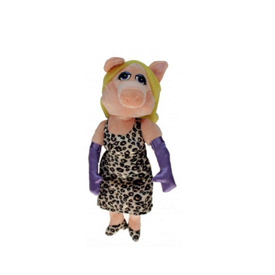 Pluche Miss Piggy knuffeltje 20 cm