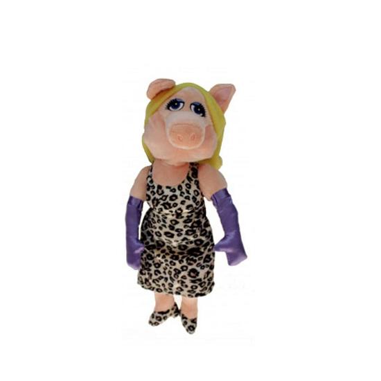 Pluche Miss Piggy knuffeltje 35 cm