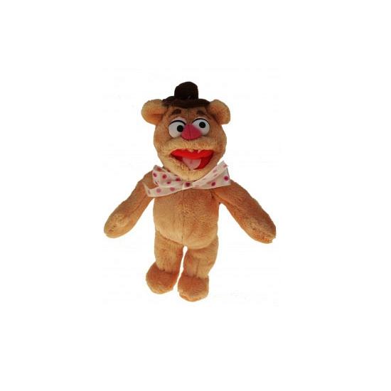 Pluche muppet knuffelbeer Fozzie