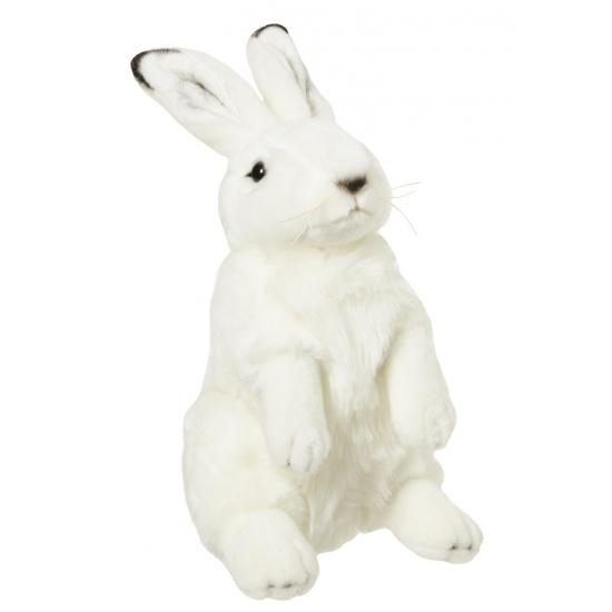 bruin knuffel konijn