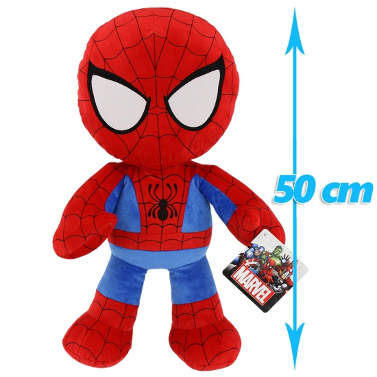 Pluche Spiderman knuffel 50 cm
