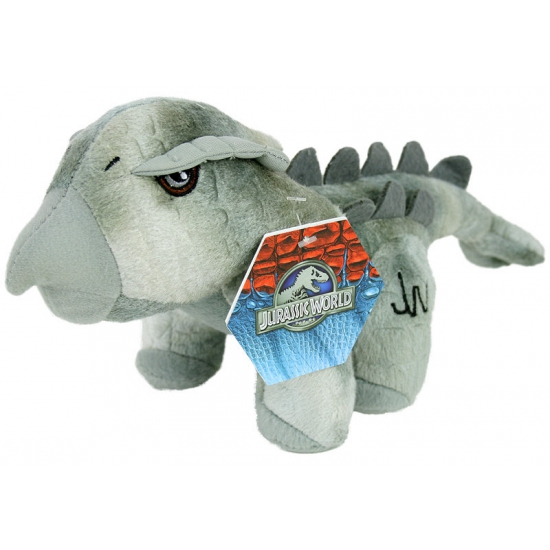 Pluche Stegosaurus dino knuffel 23 cm