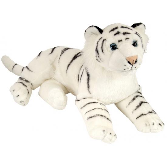 Pluche tijger knuffels 30 cm