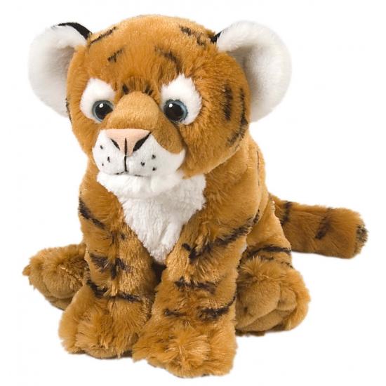 Pluche tijger welp 30 cm