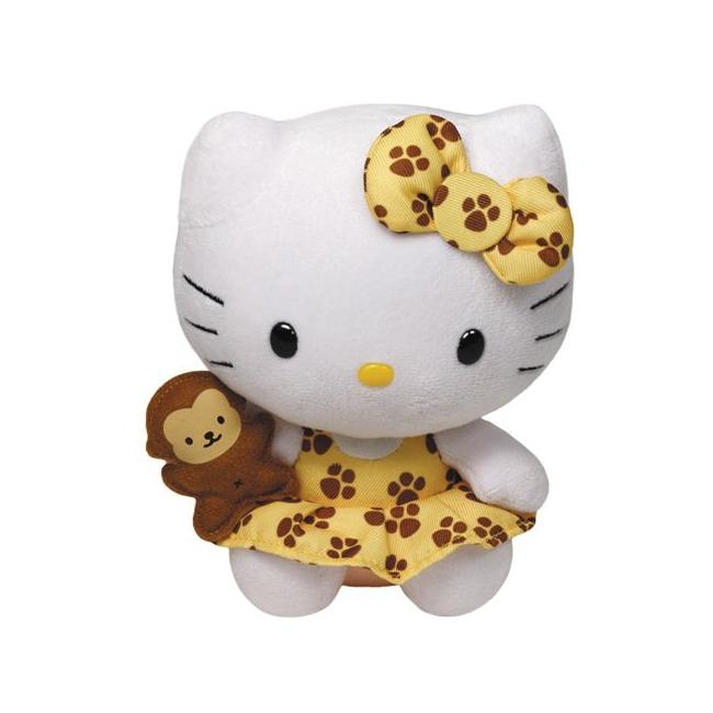 Pluche Ty Beanie Hello Kitty 15 cm
