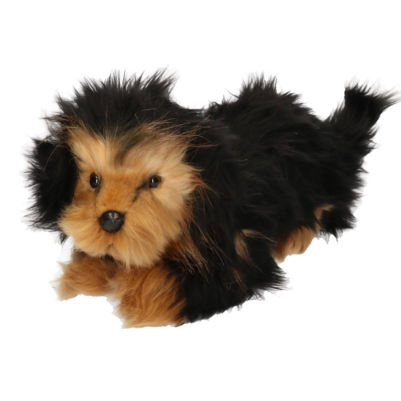 Pluche Waldi hond 35 cm