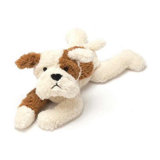 Pluche Wire Fox Terrier 27 cm