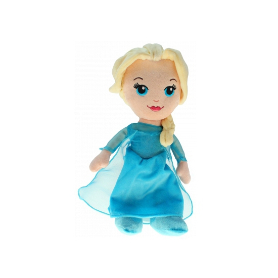 Prinses Elsa pluche pop