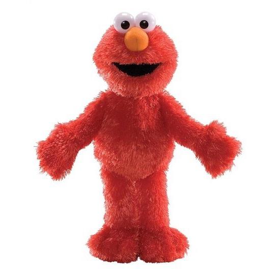 Sesamstraat knuffels Elmo 33 cm