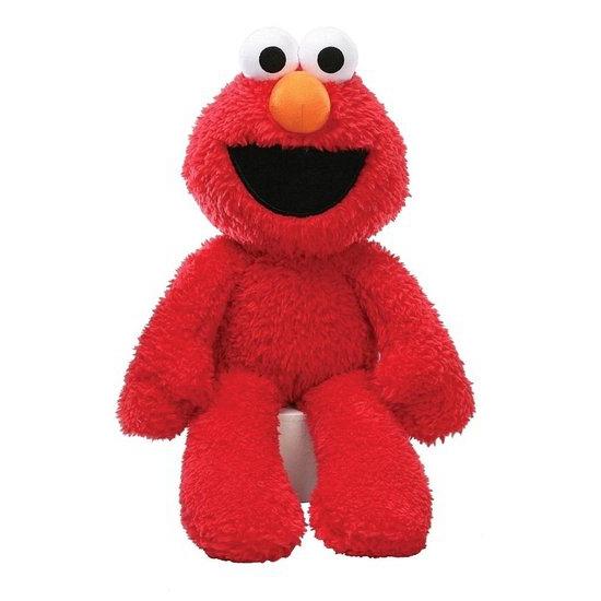 Sesamstraat knuffels Elmo 35 cm