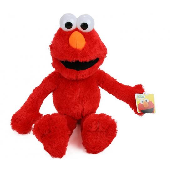 Sesamstraat knuffels Elmo