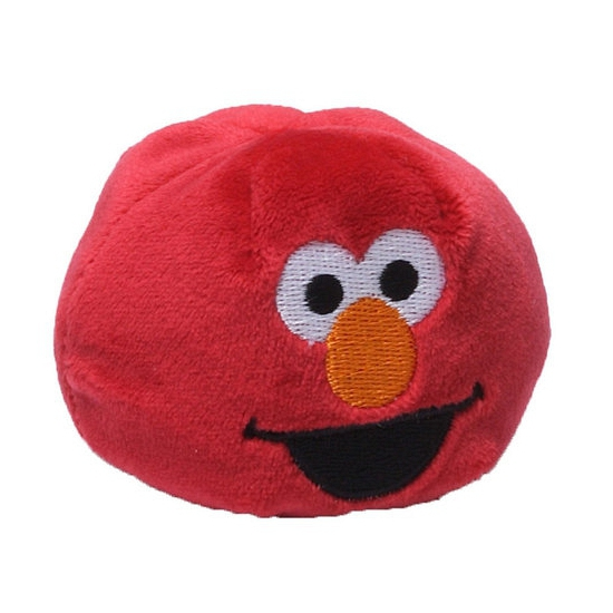 Sesamstraat rode Elmo bal