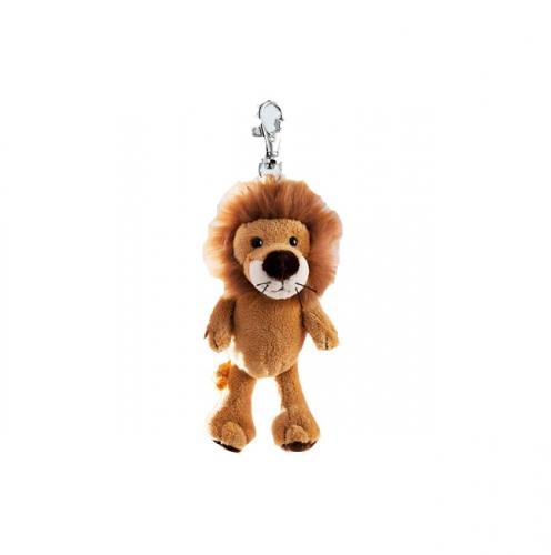 Sleutelhanger leeuw 10 cm