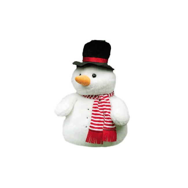 Sneeuwmannen knuffel 50 cm