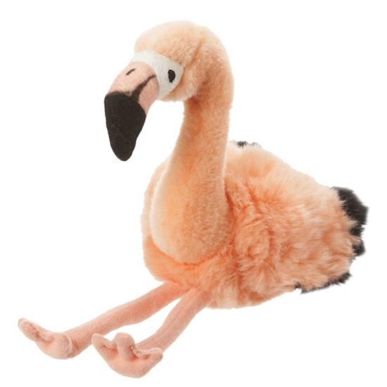 Speelgoed flamingo